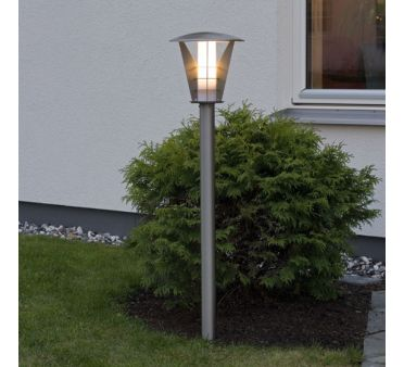 photo lampadaire terrasse