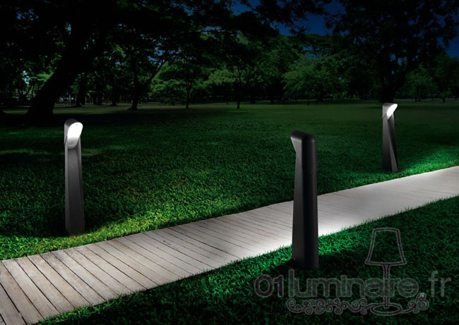Lampe ext rieur all e eclairage ext rieur for Eclairage led exterieur de jardin